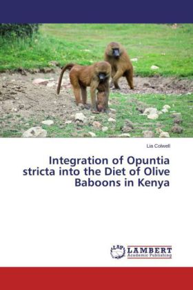 Integration of Opuntia stricta into the Diet of Olive Baboons in Kenya   Dodax.pl