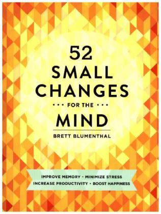 52 Small Changes for the Mind   Dodax.at