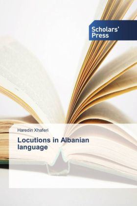 Locutions in Albanian language | Dodax.de