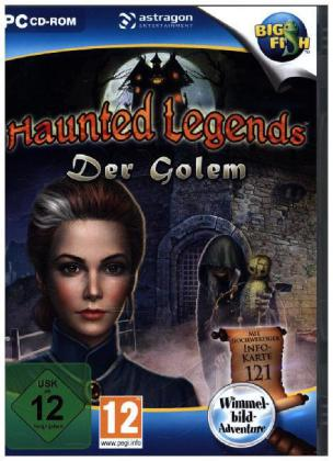 Haunted Legends, Der Golem, 1 CD-ROM | Dodax.co.jp
