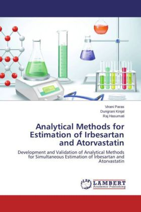 Analytical Methods for Estimation of Irbesartan and Atorvastatin | Dodax.at