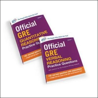Official GRE Value Combo | Dodax.at