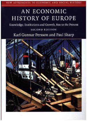 An Economic History of Europe | Dodax.pl