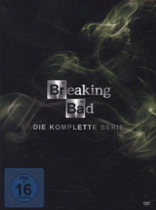 Breaking Bad - Die komplette Serie, 21 DVDs | Dodax.de