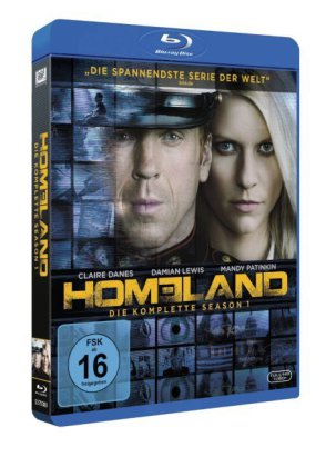 Homeland, 3 Blu-rays. Season.1 | Dodax.at