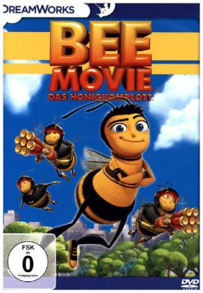 Bee Movie - Das Honigkomplott, 1 DVD | Dodax.ch