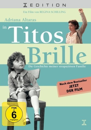 Titos Brille, 1 DVD | Dodax.at