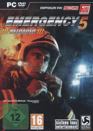 Emergency 5 Reloaded, 1 DVD-ROM | Dodax.ch