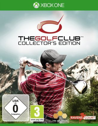 The Golf Club (Collector's Edition) - Xbox One | Dodax.de