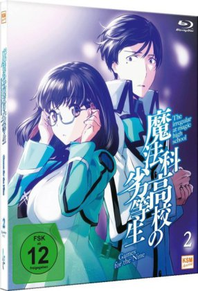 The Irregular at Magic High School - Games for the Nine, 1 Blu-ray. Vol.2 | Dodax.ch