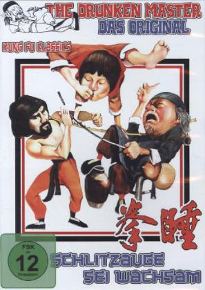 The Drunken Master: Schlitzauge sei wachsam, 1 DVD | Dodax.at