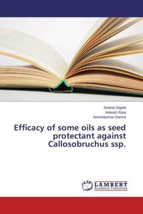 Efficacy of some oils as seed protectant against Callosobruchus ssp. | Dodax.pl