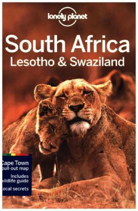 Lonely Planet South Africa, Lesotho & Swaziland Guide | Dodax.com