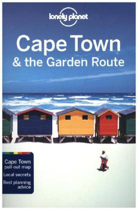 Lonely Planet Cape Town & the Garden Route | Dodax.ch