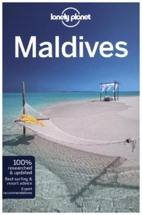 Lonely Planet Maldives Guide | Dodax.com