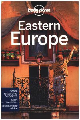 Lonely Planet Eastern Europe Guide   Dodax.ch