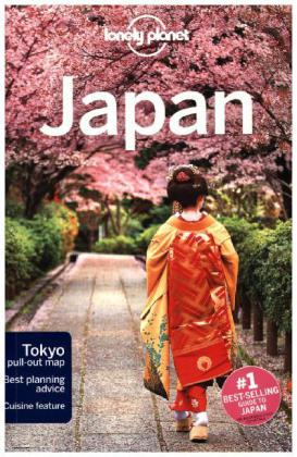 Lonely Planet Japan Guide | Dodax.ch