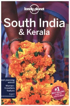 Lonely Planet South India & Kerala Guide | Dodax.ch
