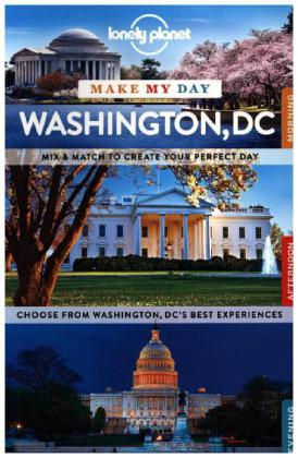 Lonely Planet Washington DC Make My Day | Dodax.ch