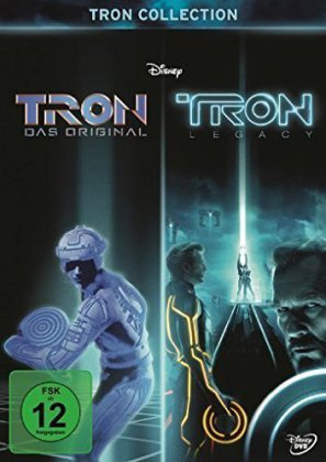 Tron Collection, 2 DVDs | Dodax.co.uk