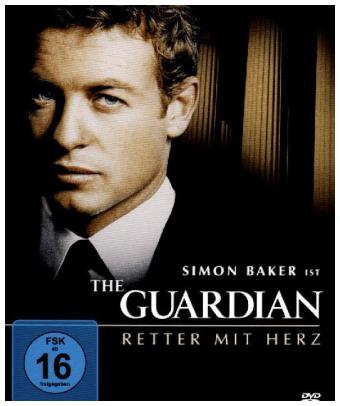 The Guardian - Retter mit Herz. Staffel.1, 5 DVDs | Dodax.at