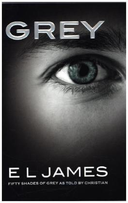 Grey - Fifty Shades of Grey as Told by Christian | Dodax.nl