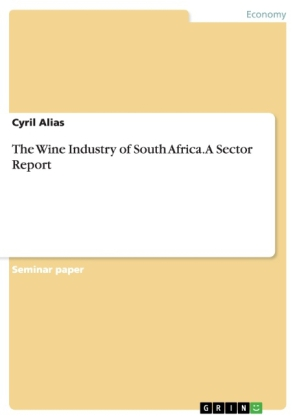 The Wine Industry of South Africa. A Sector Report | Dodax.com