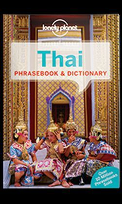 Lonely Planet Thai Phrasebook & Dictionary | Dodax.com