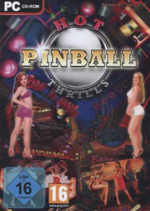 Hot Pinball Thrills, CD-ROM | Dodax.ch