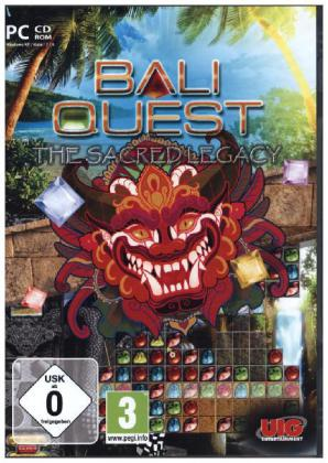 Bali Quest - the scared legacy, CD-ROM | Dodax.co.jp