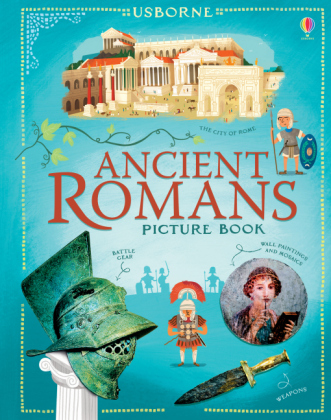 Ancient Romans Picture Book | Dodax.ch