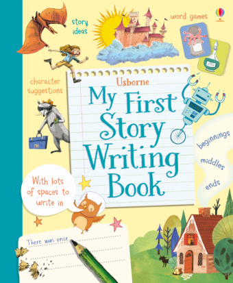 My First Story Writing Book | Dodax.com