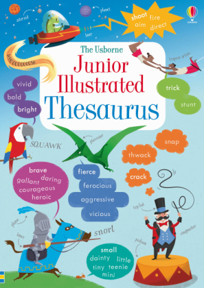 Junior Illustrated Thesaurus | Dodax.de