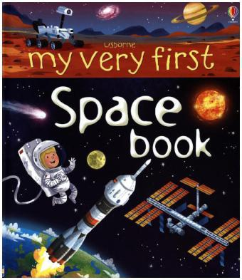 My Very First Space Book | Dodax.com