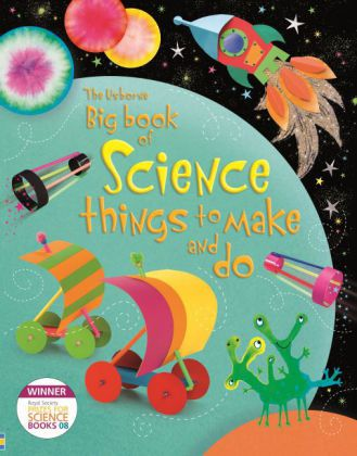 Big Book of Science Things to Make and Do | Dodax.ch