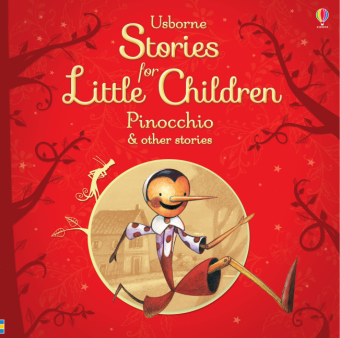 Usborne Stories for Little Children Pinocchio and other Stories | Dodax.at