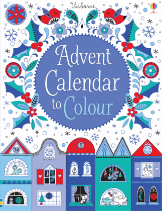 Advent Calendar to Colour | Dodax.com