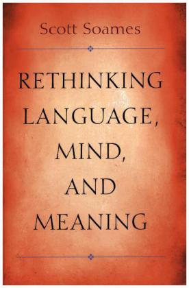 Rethinking Language, Mind, and Meaning   Dodax.at