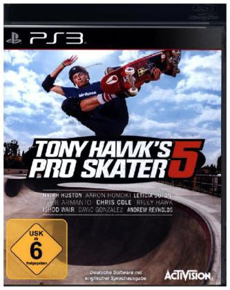 Tony Hawk's Pro Skater 5 - PS3 | Dodax.at