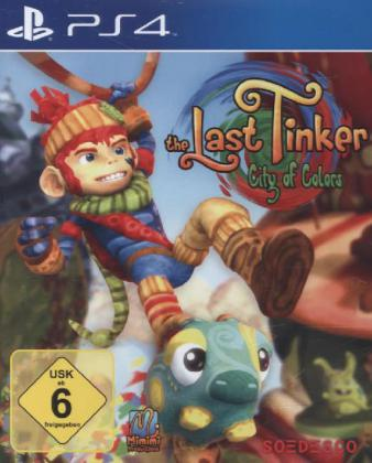 The Last Tinker: City of Colors - PS4 | Dodax.fr