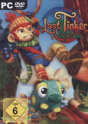 The Last Tinker - City of Colors, 1 DVD-ROM   Dodax.co.jp