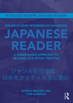 The Routledge Intermediate To Advanced Japanese Reader | Dodax.pl