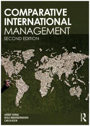 Comparative International Management | Dodax.pl