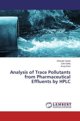 Analysis of Trace Pollutants from Pharmaceutical Effluents by HPLC | Dodax.de