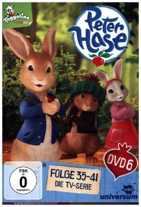 Peter Hase, 1 DVD. Tl.6 | Dodax.ch