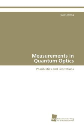 Measurements in Quantum Optics | Dodax.de