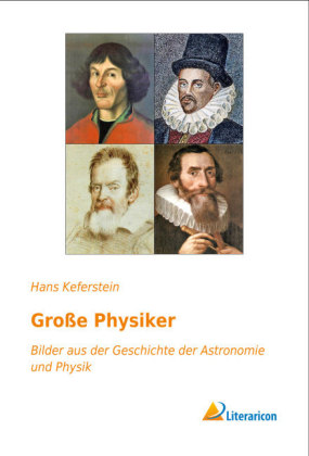 Große Physiker | Dodax.at