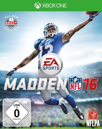 Madden NFL 16 - Xbox One | Dodax.it