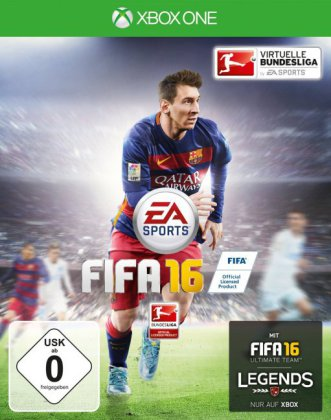 FIFA 16 - Xbox One | Dodax.co.uk