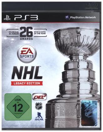 NHL, 1 PS3-Blu-ray-Disc (Legacy Edition) | Dodax.es